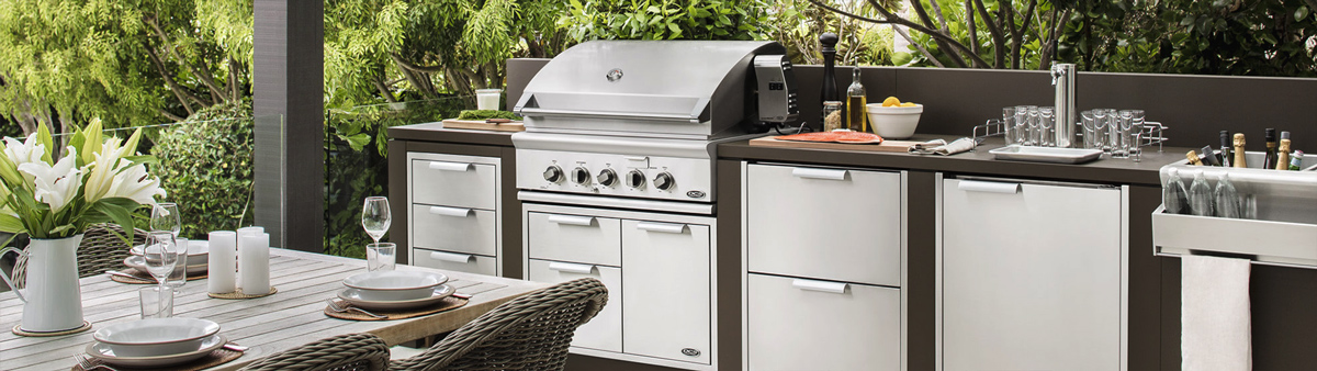 DCS Grills by Fisher & Paykel