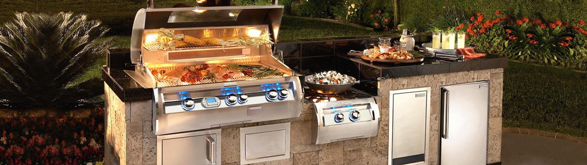 Fire Magic BBQ Grills