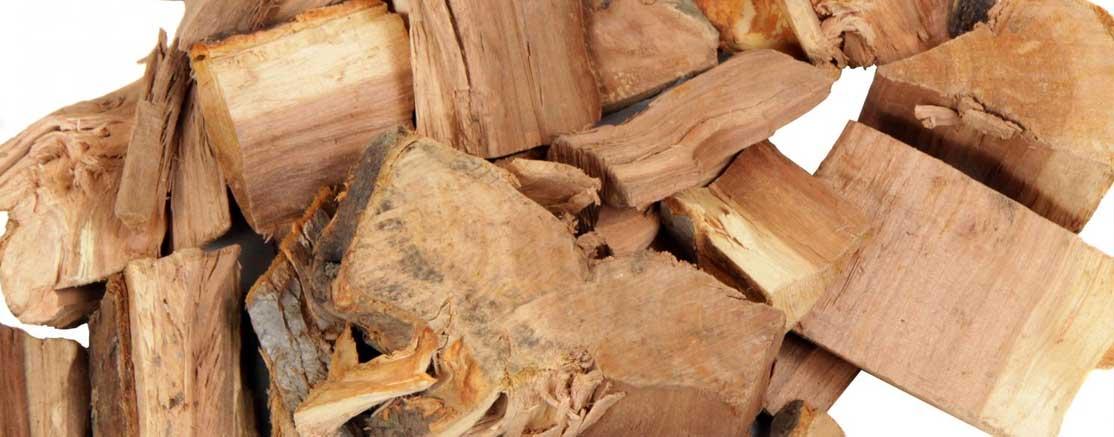 Wood & Charcoal