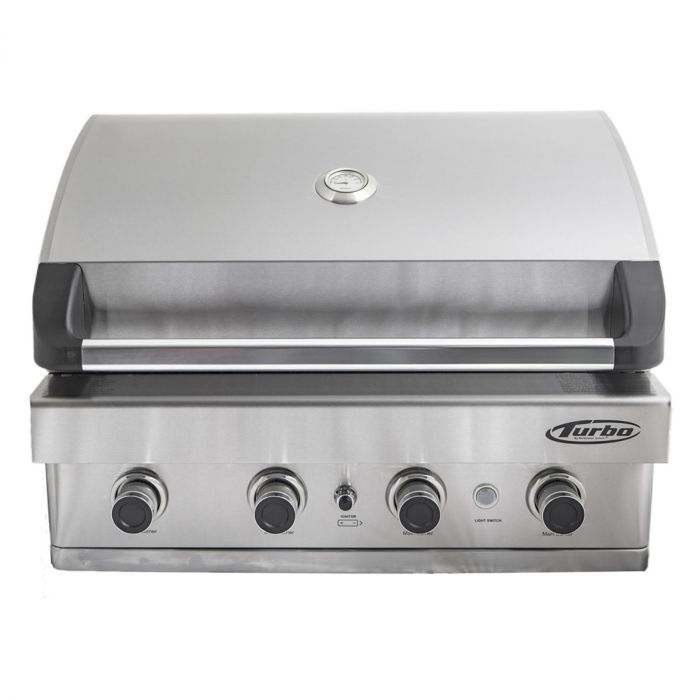 Best-Rated Built-In Gas Grill