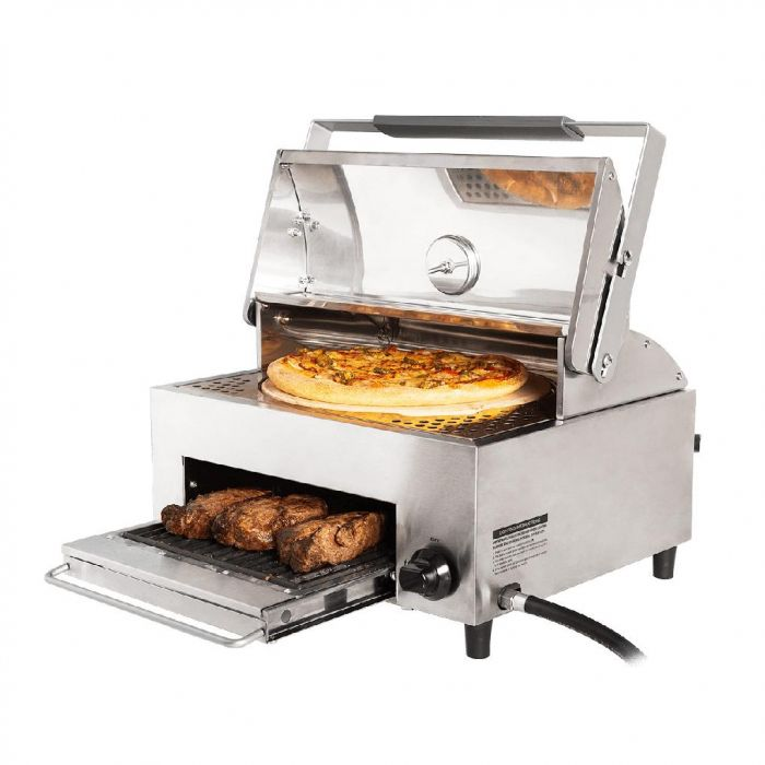Best Outdoor Pizza Oven for Small Outdoor Kitchen