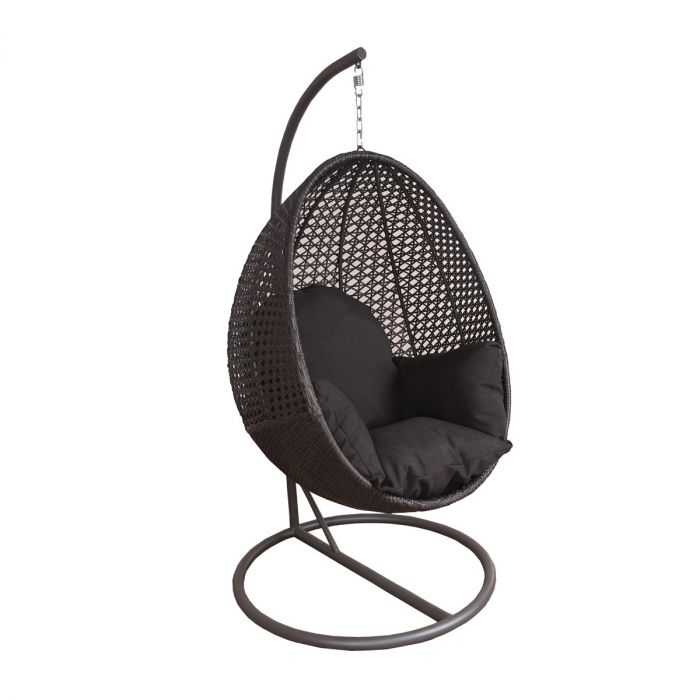 Peter Pod Hanging Egg Chair Charcoal Barbeques Galore