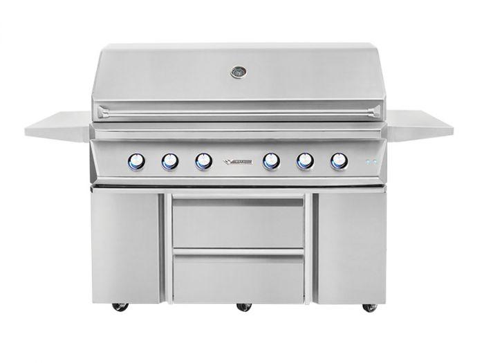 54-Inch BBQ Grills