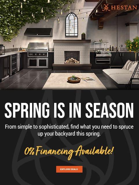 Spring is in Season - Explore Spring Deals