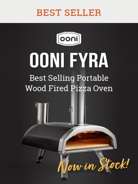 Ooni Fyra - Now In Stock