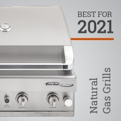 Best Natural Gas Grills for 2021
