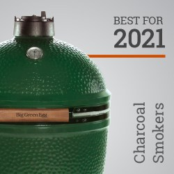 Best Charcoal Smokers for 2021