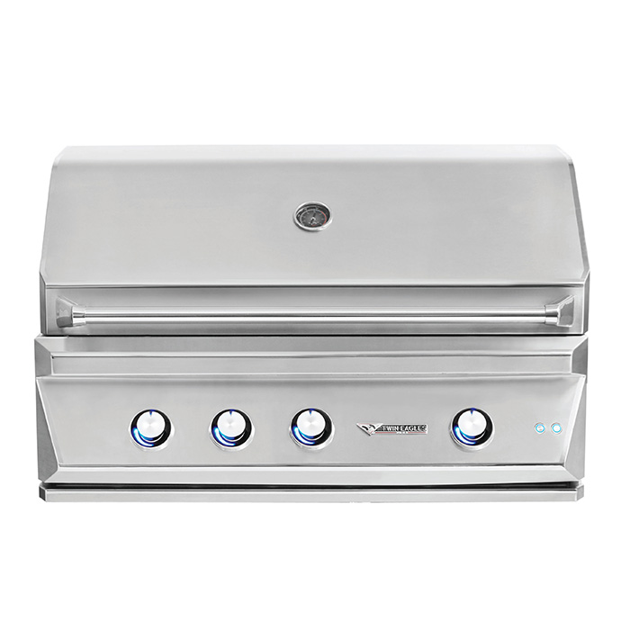 Best Compact American Made Built-In Gas Grill