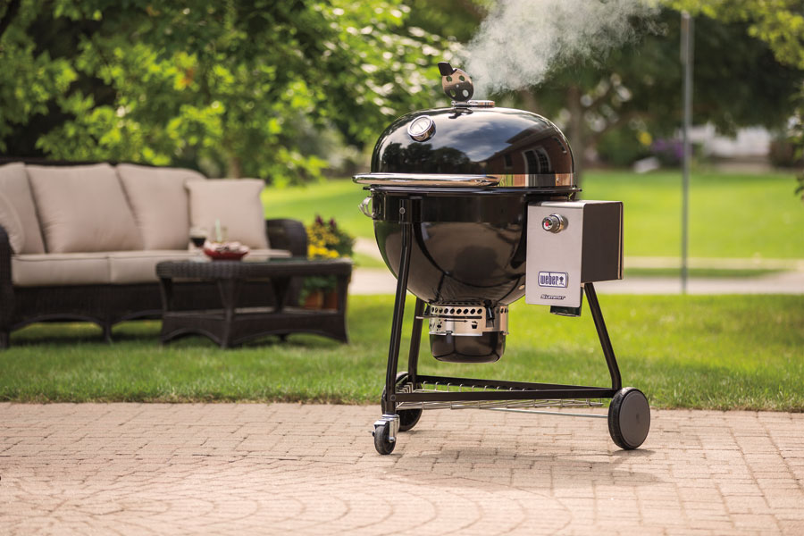 weber summit charcoal barbeques galore. Black Bedroom Furniture Sets. Home Design Ideas