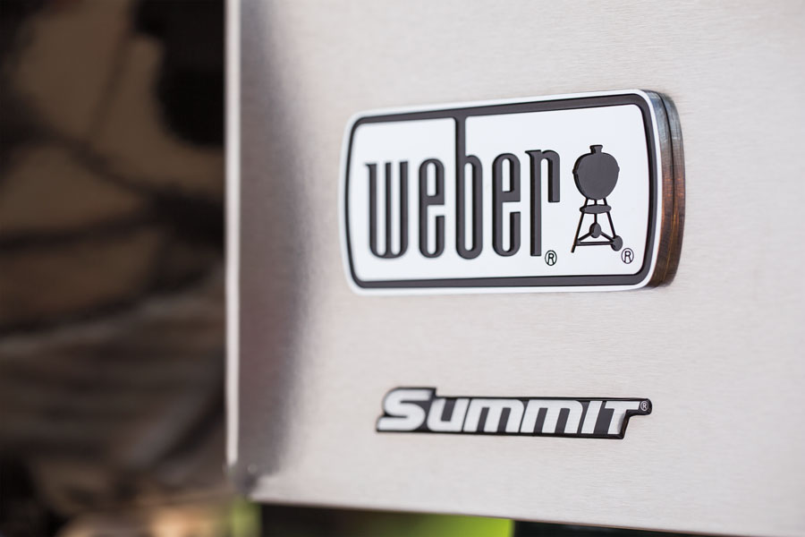 The new Weber Summit Charcoal grill