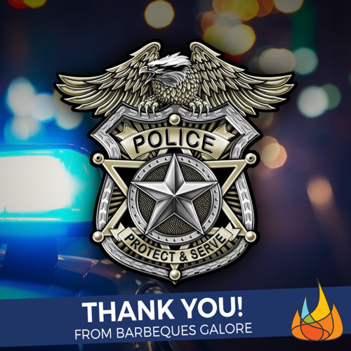 Law Enforcement Appreciation Day - Thank you