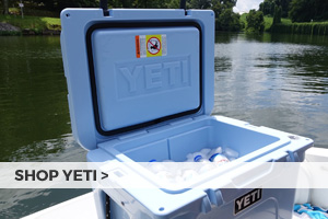 Shop YETI Coolers at Barbeques Galore