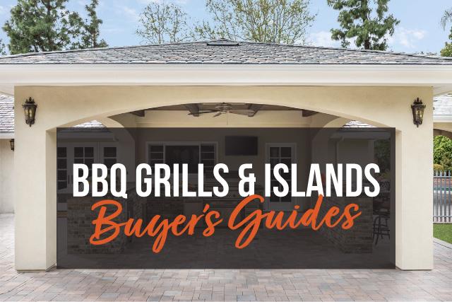 BBQ Grills & Islands Buyer's Guide