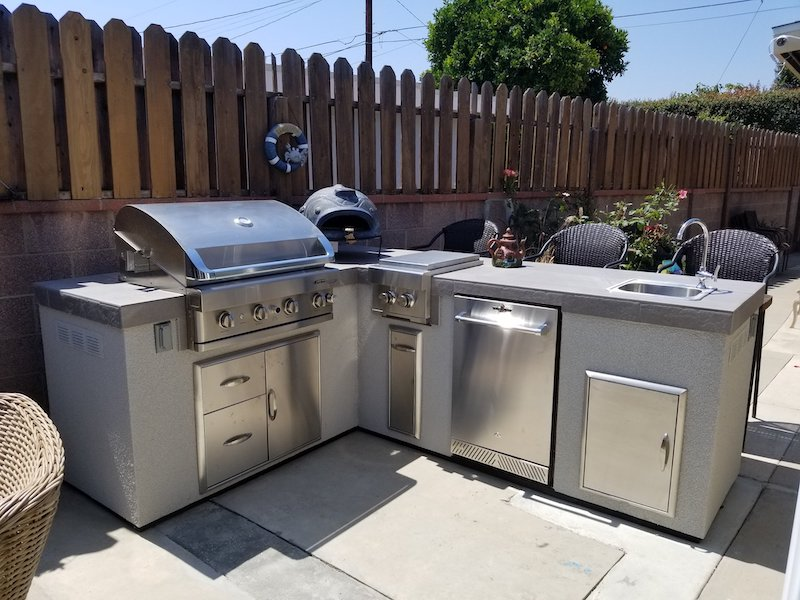 Outdoor Kitchen Sink And Faucet Buying Guide Barbeques Galore