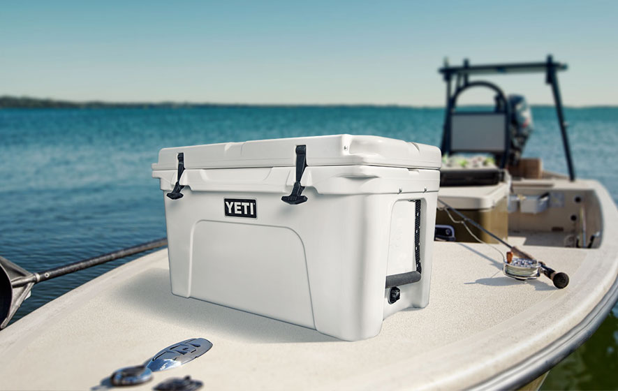 Yeti Coolers in stock at Barbeques Galore