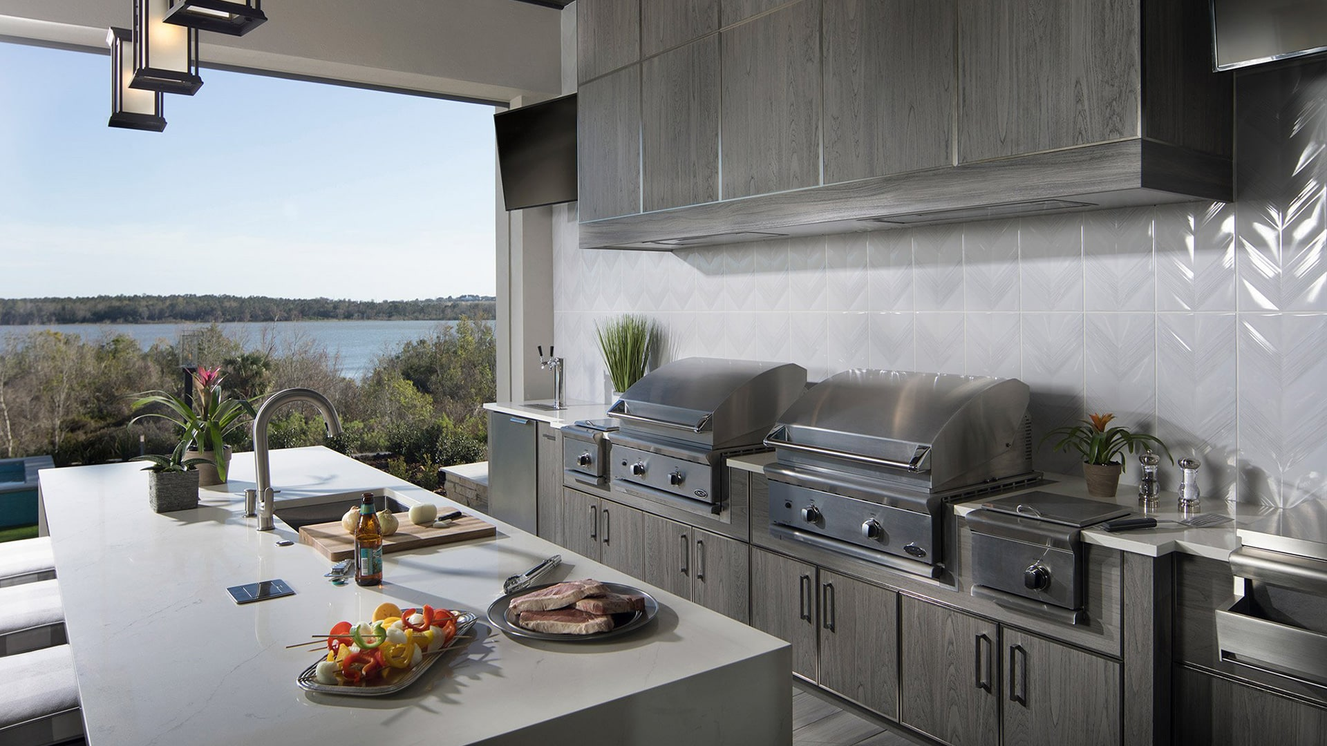 0% APR Financing for 24 Months on Your Outdoor Kitchen
