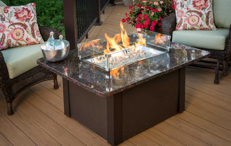 Shop fire pits, fireplaces and heaters at Barbeques Galore
