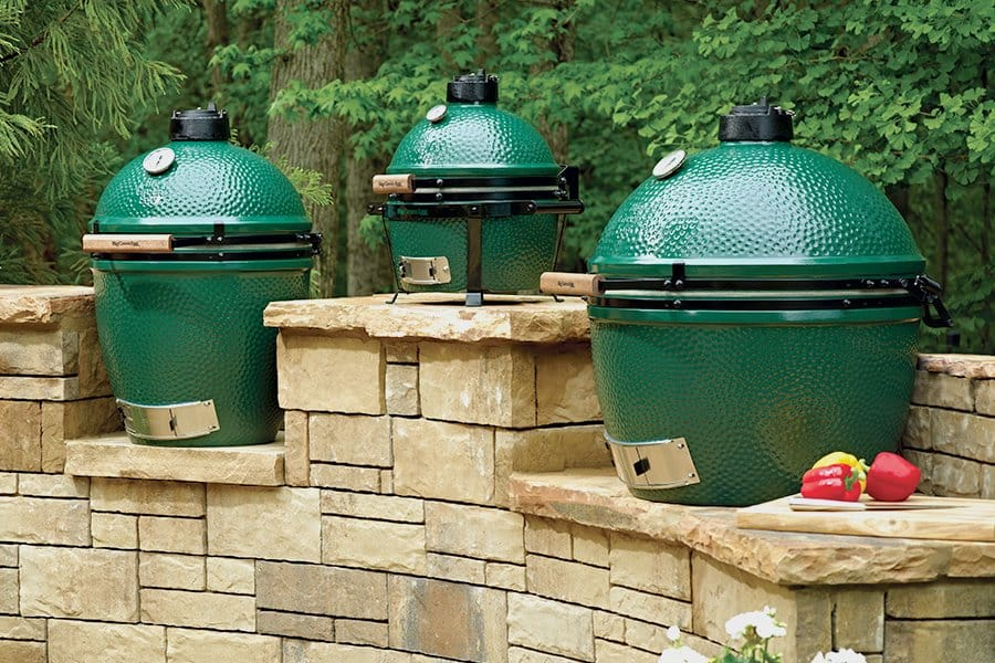 We carry only the best! Learn more and see what difference a big green egg can make.