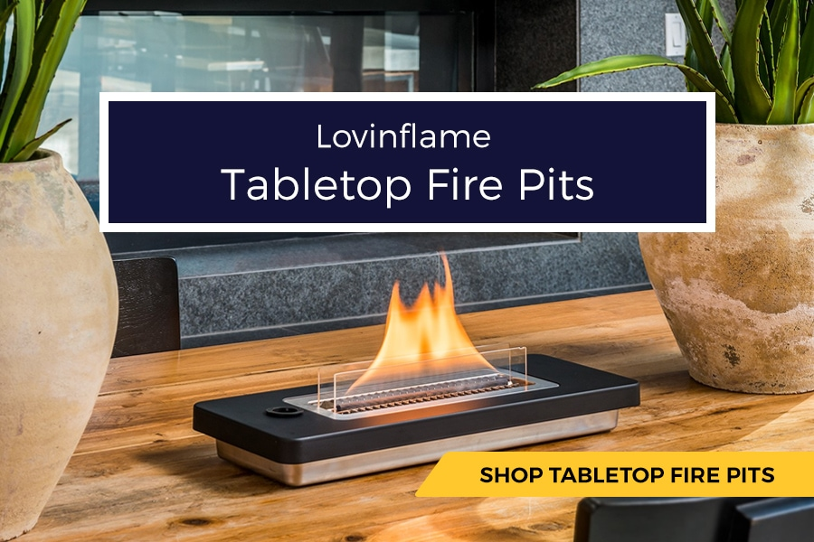 Lovinflame Tabletop Fire Pits