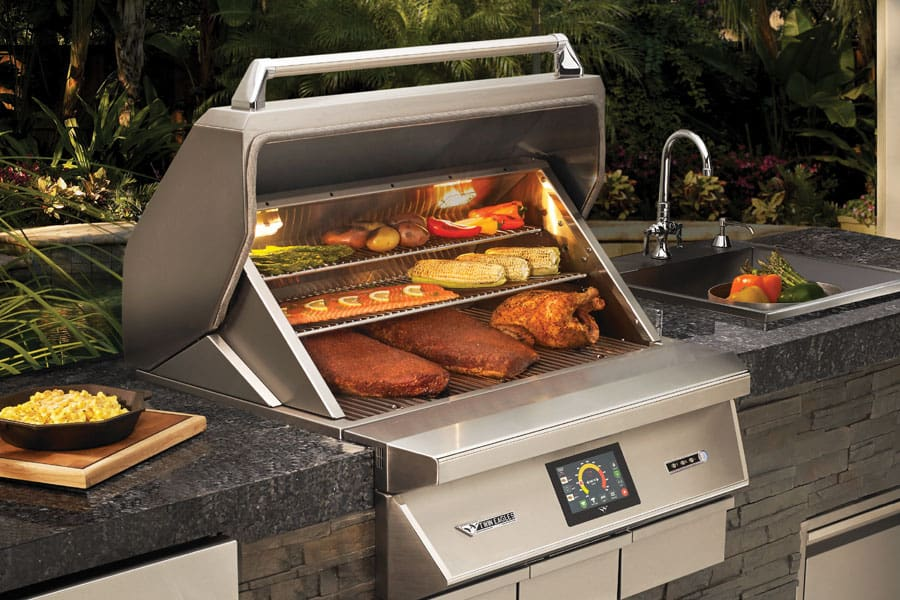 New Twin Eagles Pellet Grill