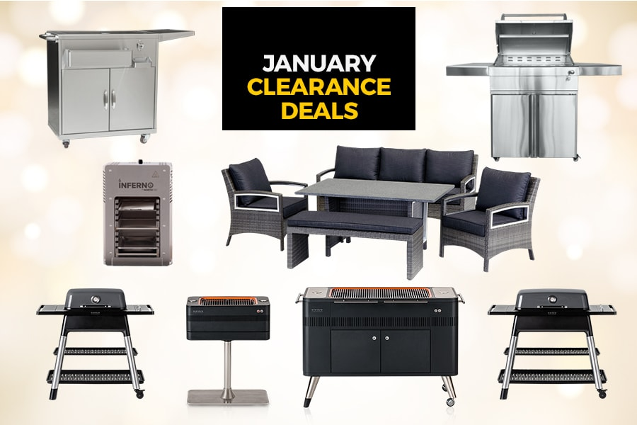 January Clearance Deals