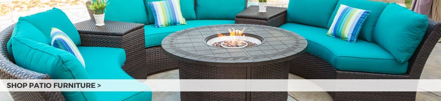Shop Patio Furniture, Dining Sets, Sofas and more at Barbeques Galore
