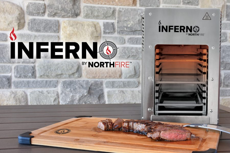 New Infrared Grill