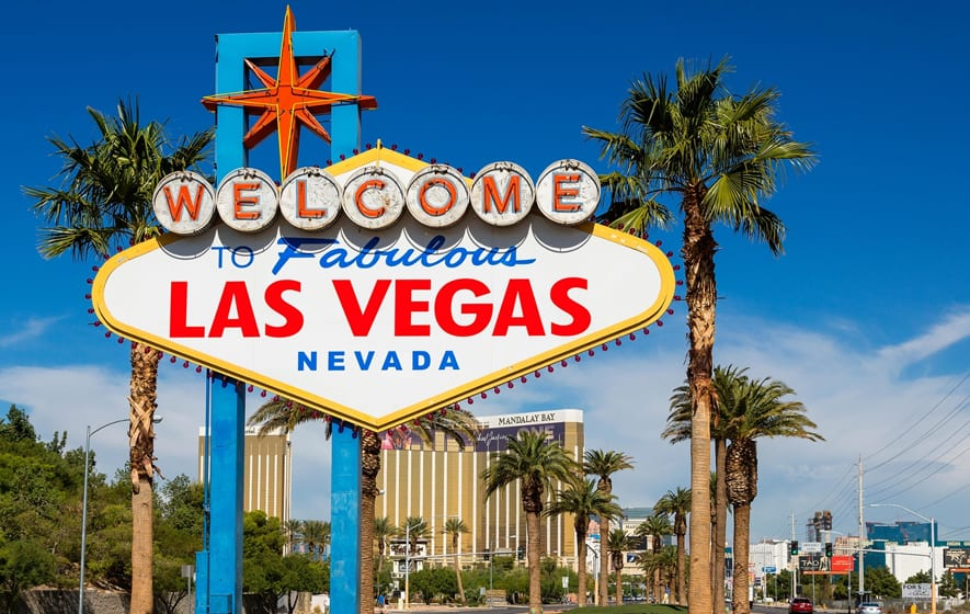 Welcome to Las Vegas - April 1st, 2017