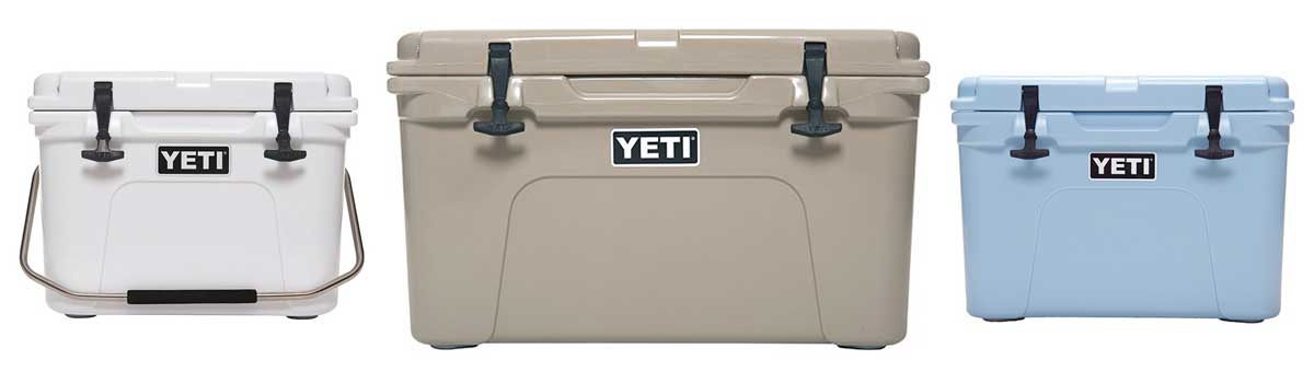 The YETI Tundra Series at Barbeques Galore