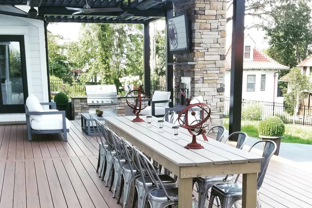Mediterranean Outdoor Kitchen Ideas