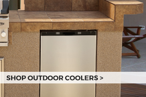 Shop refrigerators and coolers at Barbeques Galore